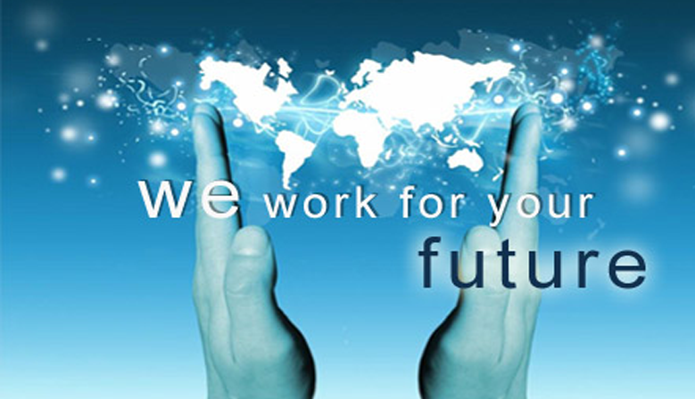 We Work for Your Future